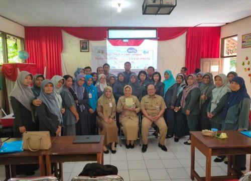 Forum Guru Sekolah Dasar (FGSD) Jatisrono Gelar Pelatihan Penulisan PTK
