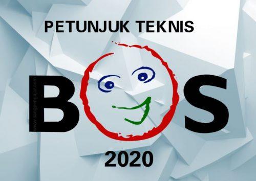 Petunjuk Teknis BOS Reguler 2020