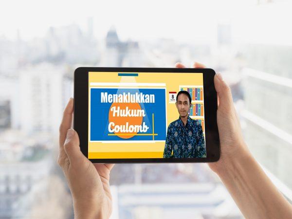Video Pembelajaran Menaklukkan Hukum Coulomb