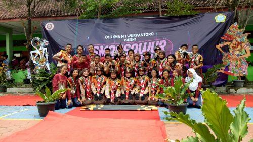 SMPN 1 Wonogiri Juarai SMANSAWUR Scout Competition