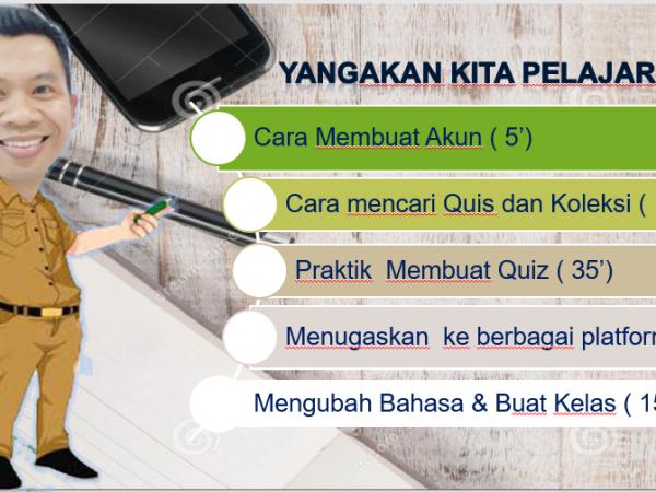 Tutorial Lengkap Membuat Soal Online dengan Quizizz
