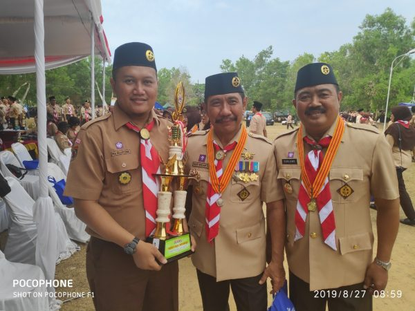 DILASINDO CERIA Antarkan Ria Jawara Provinsi