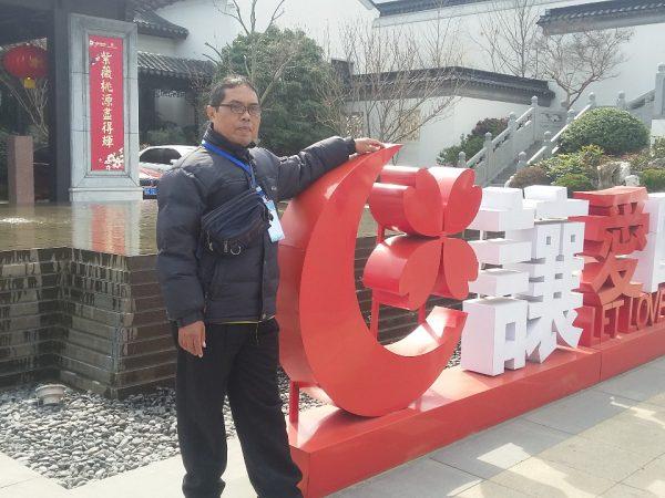Sri Hartono Ikuti Short Course ke Negeri Tiongkok