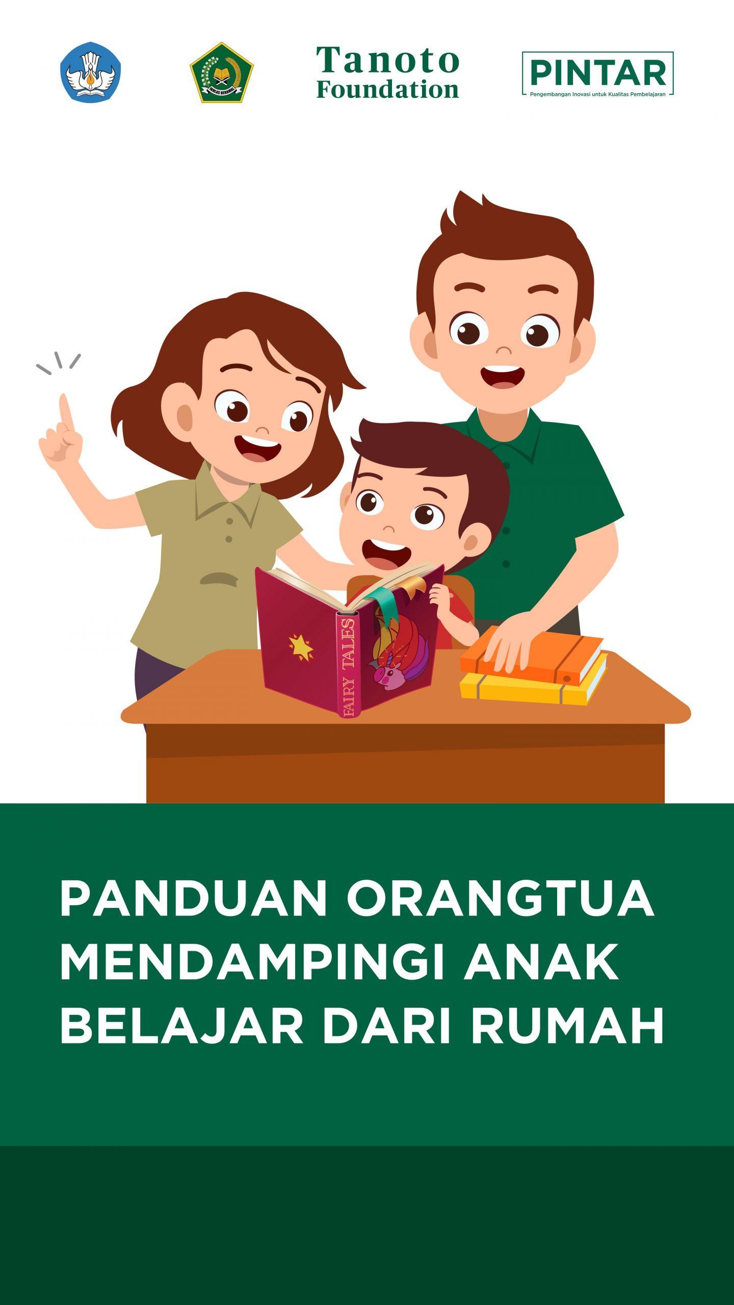 Panduan Orang Tua Mendampingi Anak Belajar dari Rumah dengan MIKIR