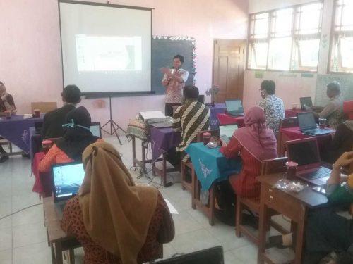 Karangtengah Siap Laksanakan Pembelajaran Jarak Jauh