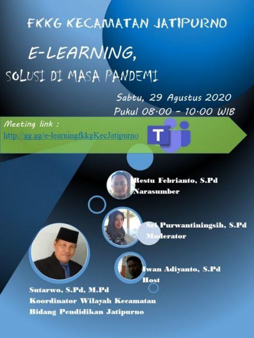 FKKG JATIPURNO BAHAS E-LEARNING