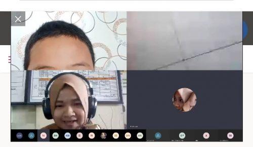 Pembelajaran Daring Bersama Mengupas Makna Proklamasi Indonesia
