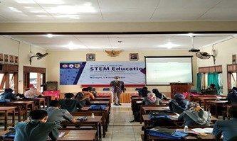 Gandeng SEAQIM, Dinas P dan K Wonogiri Gelar Pelatihan Pembelajaran STEM