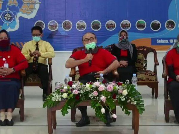 Sukses Gelar Gebyar GP3M, Dinas P dan K Wonogiri Raih Pujian