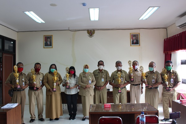 Penyerahan Hadiah Lomba Film Pendek