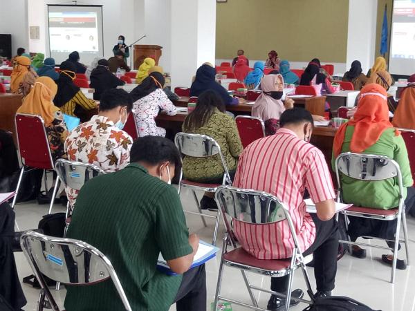 Sukses Gelar Pembekalan Bagi CPNS di Lingkungan Dinas Pendidikan dan Kebudayaan Kabupaten Wonogiri Formasi Tahun 2019