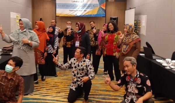 Kepala Sekolah  Wonogiri Mempersiapkan Aksi Smart    Bersama Guru, Kepala Sekolah Dan Pengawas Banyumas