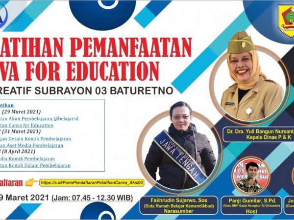 Mengenal Aplikasi Canva For Education