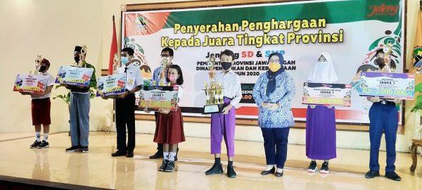 Masa Pandemi, Siswa SDN 1 Wonogiri Ukir Prestasi di Tingkat Provinsi