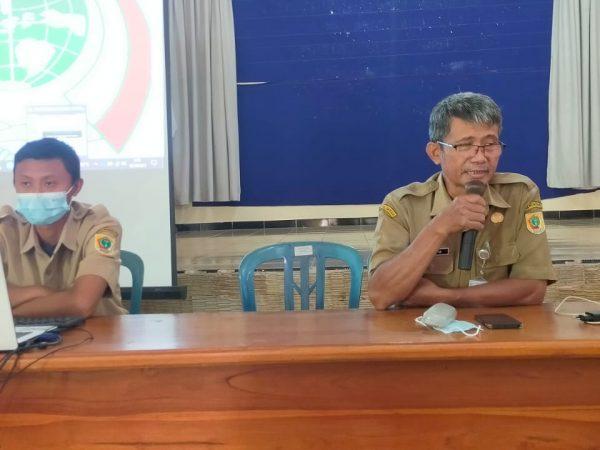 Wilayah Kecamatan Bidang Pendidikan Giritontro Persiapkan Diri Hadapi AKM
